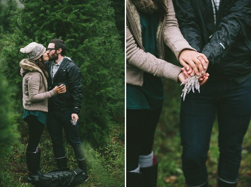 christmas marriage proposal idea