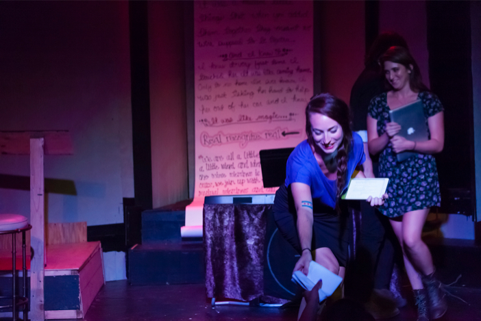 Image 3 of Woman Proposes to Her Girlfriend With an Entire Musical About Their Relationship