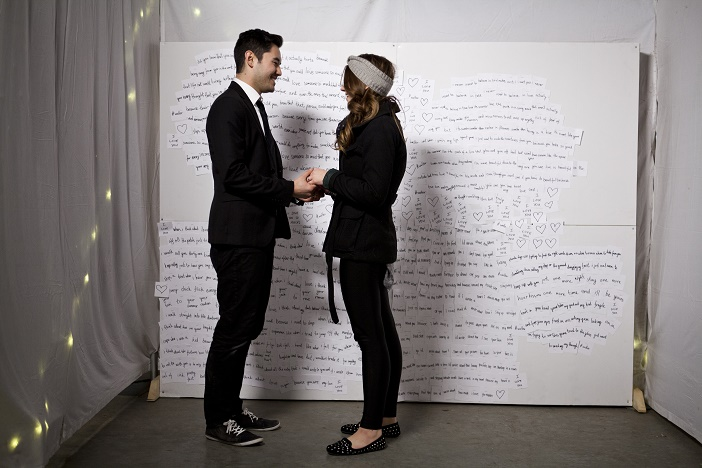 Art Gallery Marriage Proposal (2)