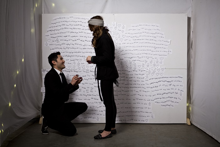 Art Gallery Marriage Proposal (3)