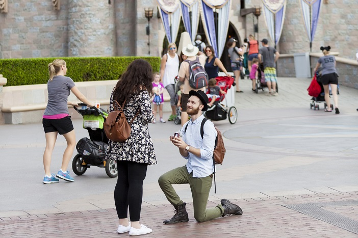 Image 5 of Disneyland Scavenger Hunt Proposal