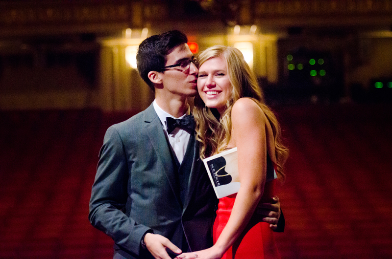 Image 9 of Lauren and Adam's Stunning Proposal at the Orpheum