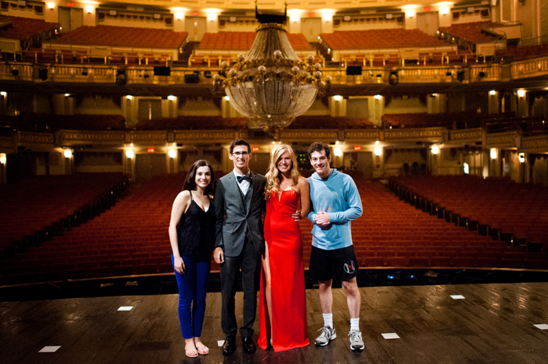 Image 10 of Lauren and Adam's Stunning Proposal at the Orpheum