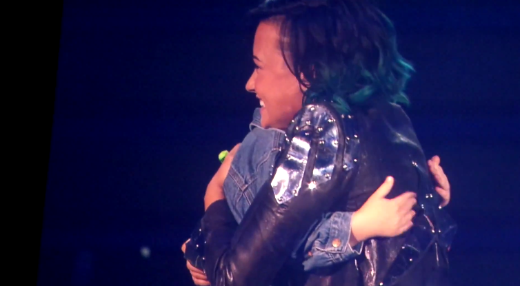 demi lovato engaged to 5 year old