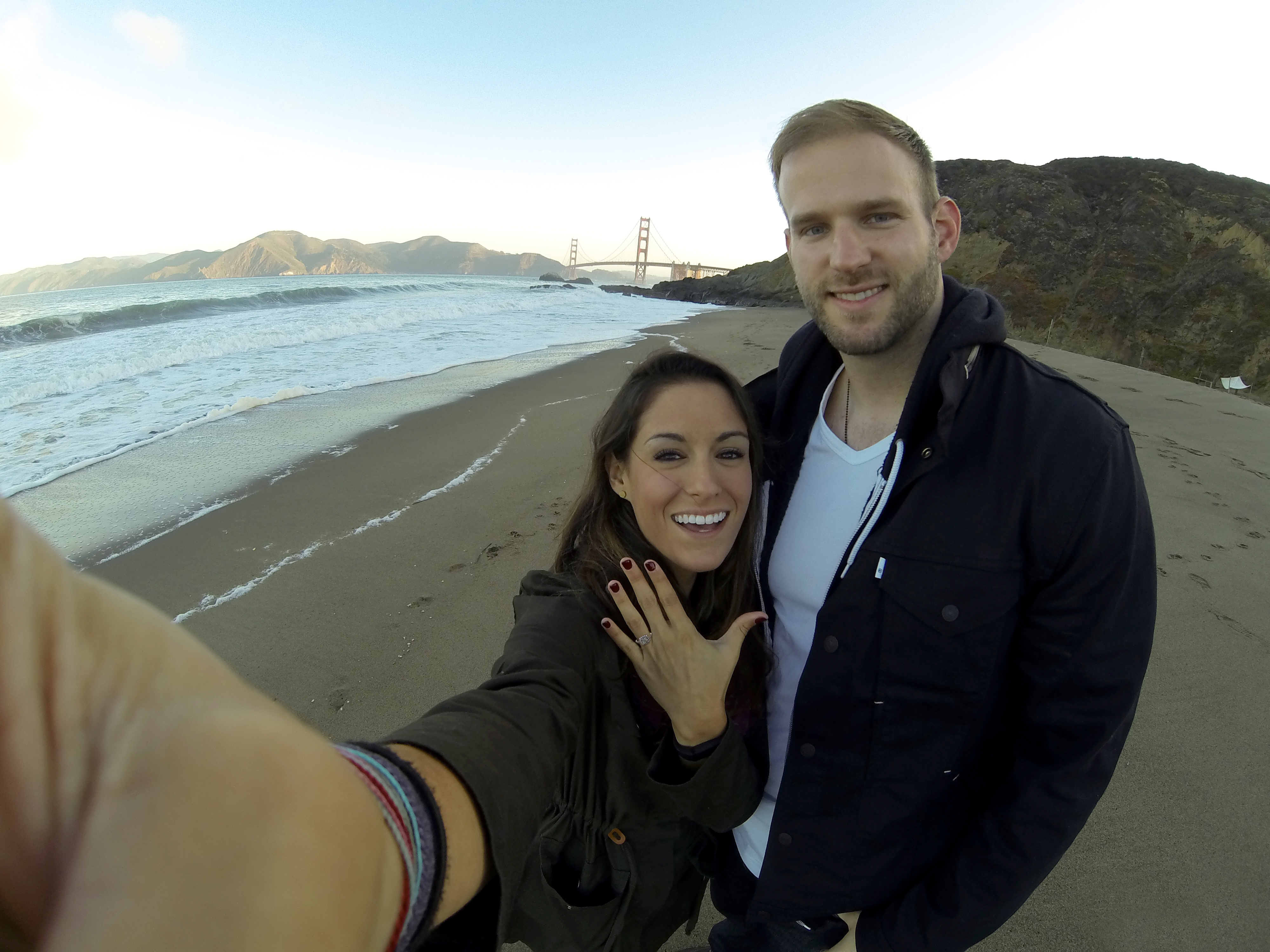 San Francisco Marriage Proposal Ideas