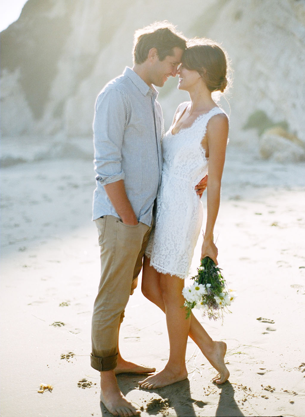 Beach Engagement Session Ideas