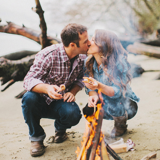Image 38 of Cute Engagement Photo Ideas and Poses: Find Inspiration for Your Own Shoot!