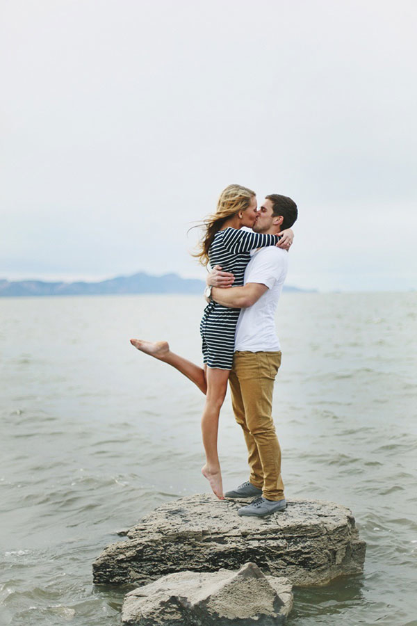 Image 31 of Cute Engagement Photo Ideas and Poses: Find Inspiration for Your Own Shoot!