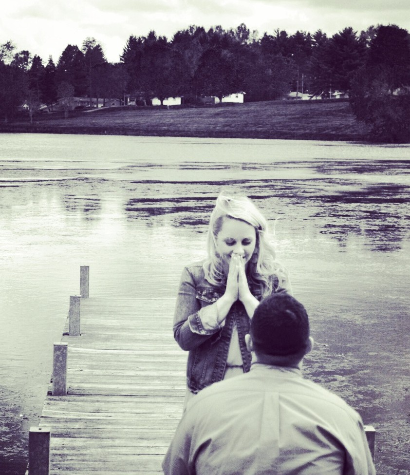 Where to Propose in new wilmington, pennsylvania