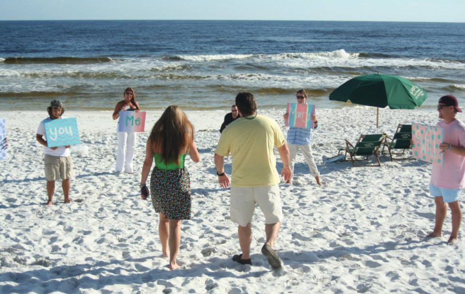 Engagement Proposal Ideas in Santa rosa beach, fl