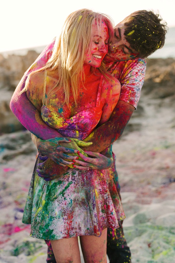 Image 13 of Cute Engagement Photo Ideas and Poses: Find Inspiration for Your Own Shoot!