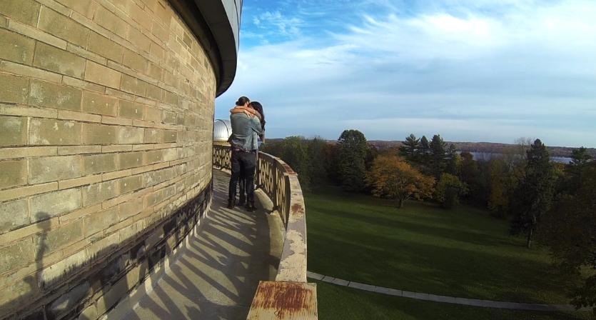 proposal hug
