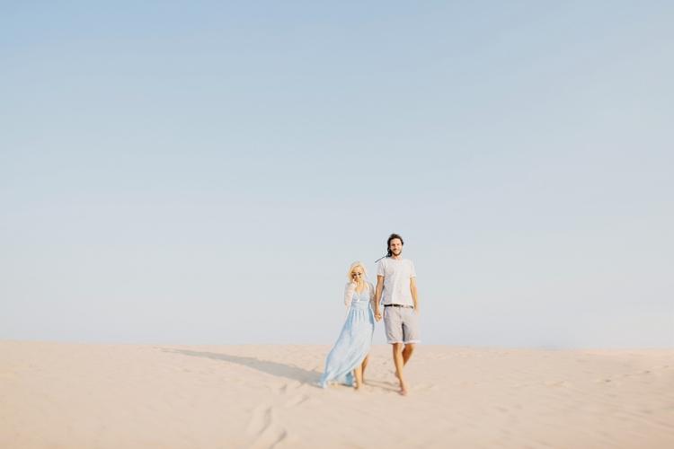 sandy engagement photos