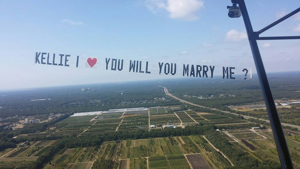 Image 5 of Kellie and Tommy's Airplane Banner Proposal