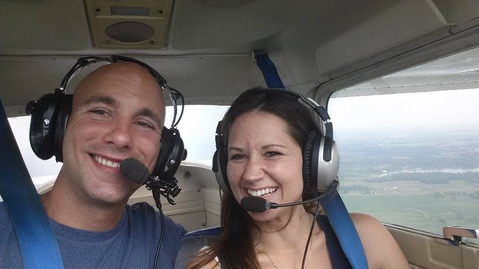 Image 2 of Kellie and Tommy's Airplane Banner Proposal