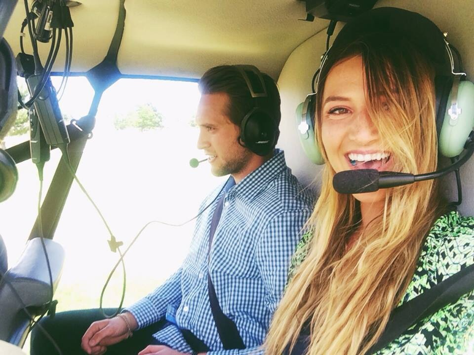 Helicopter Surprise Proposal