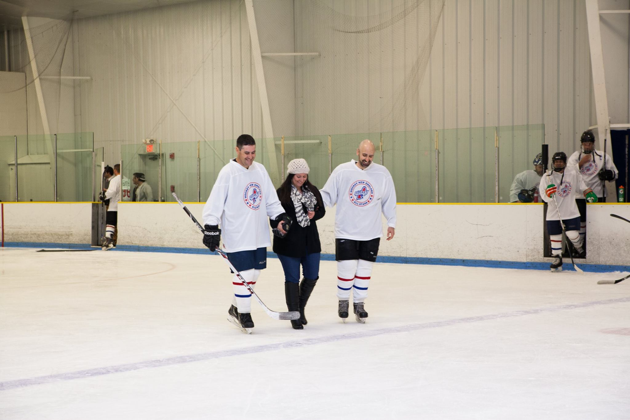 Puck Drop Hockey Proposal