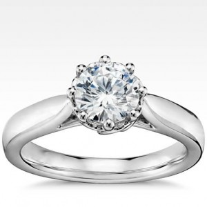 Colin Cowie Signature Solitaire Engagement Ring