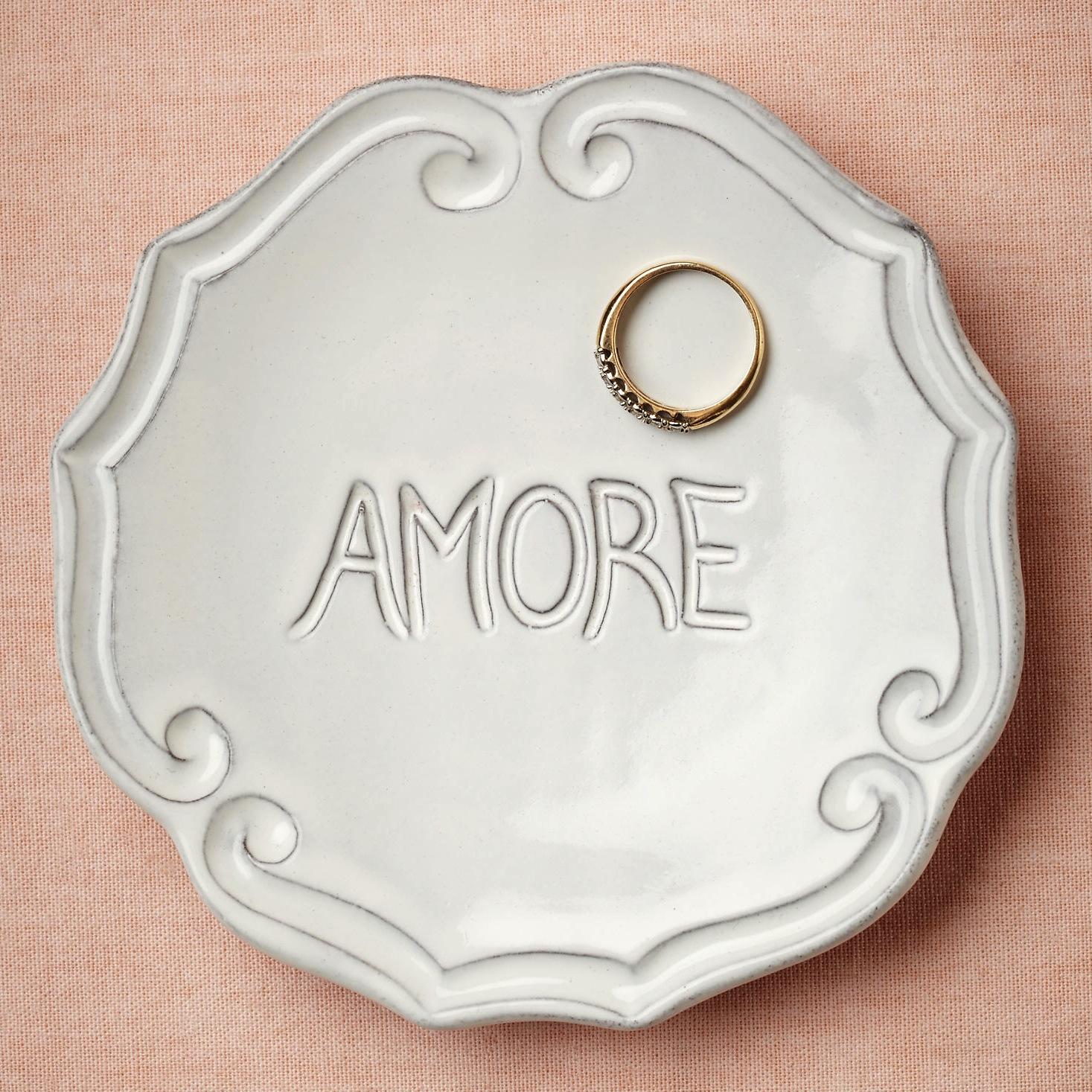 Amore Ring Dish