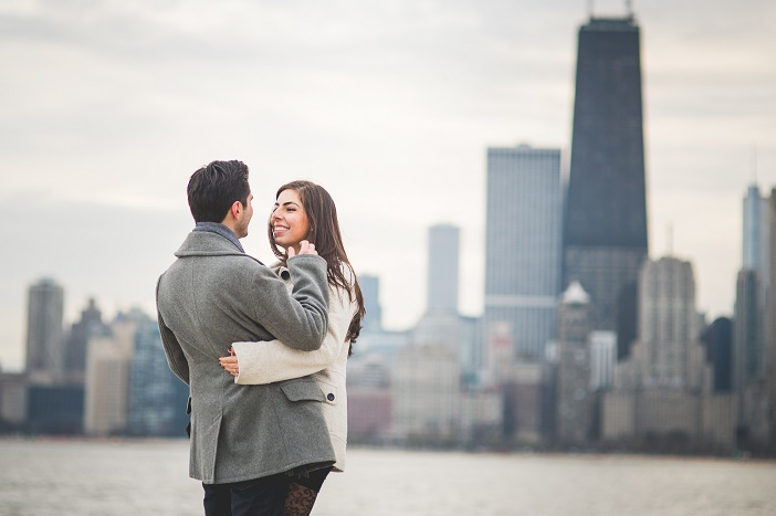Image 6 of Jorge and Lorena's Chicago Pier Proposal
