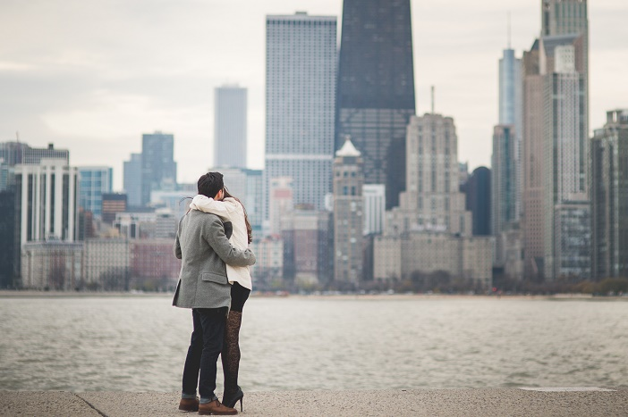 Image 5 of Jorge and Lorena's Chicago Pier Proposal