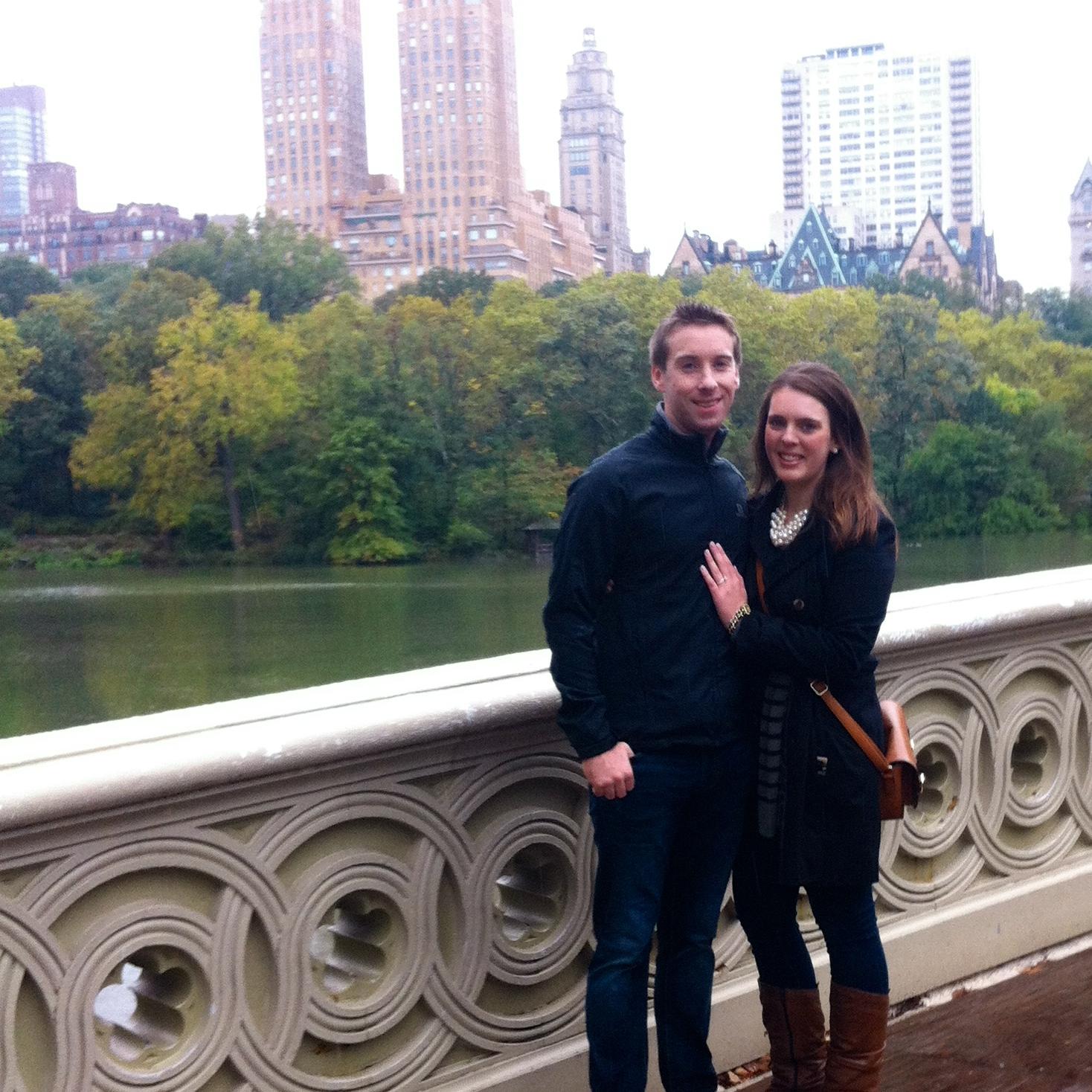 Image 1 of Meg and Kieran