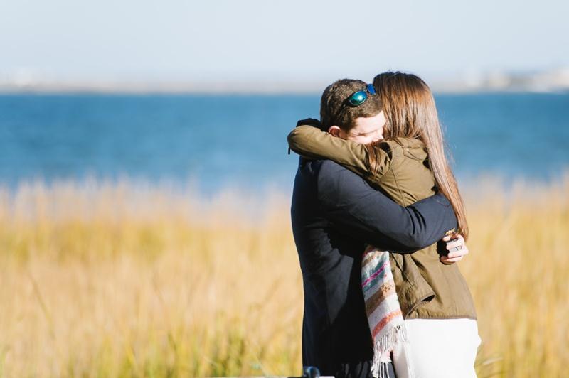 Image 2 of Megan and John's Proposal in Charleston, South Carolina