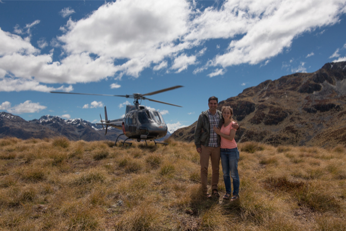 Image 5 of Jesse and Suzie's Gorgeous Proposal in New Zealand