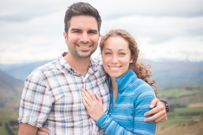 Image 1 of Jesse and Suzie's Gorgeous Proposal in New Zealand