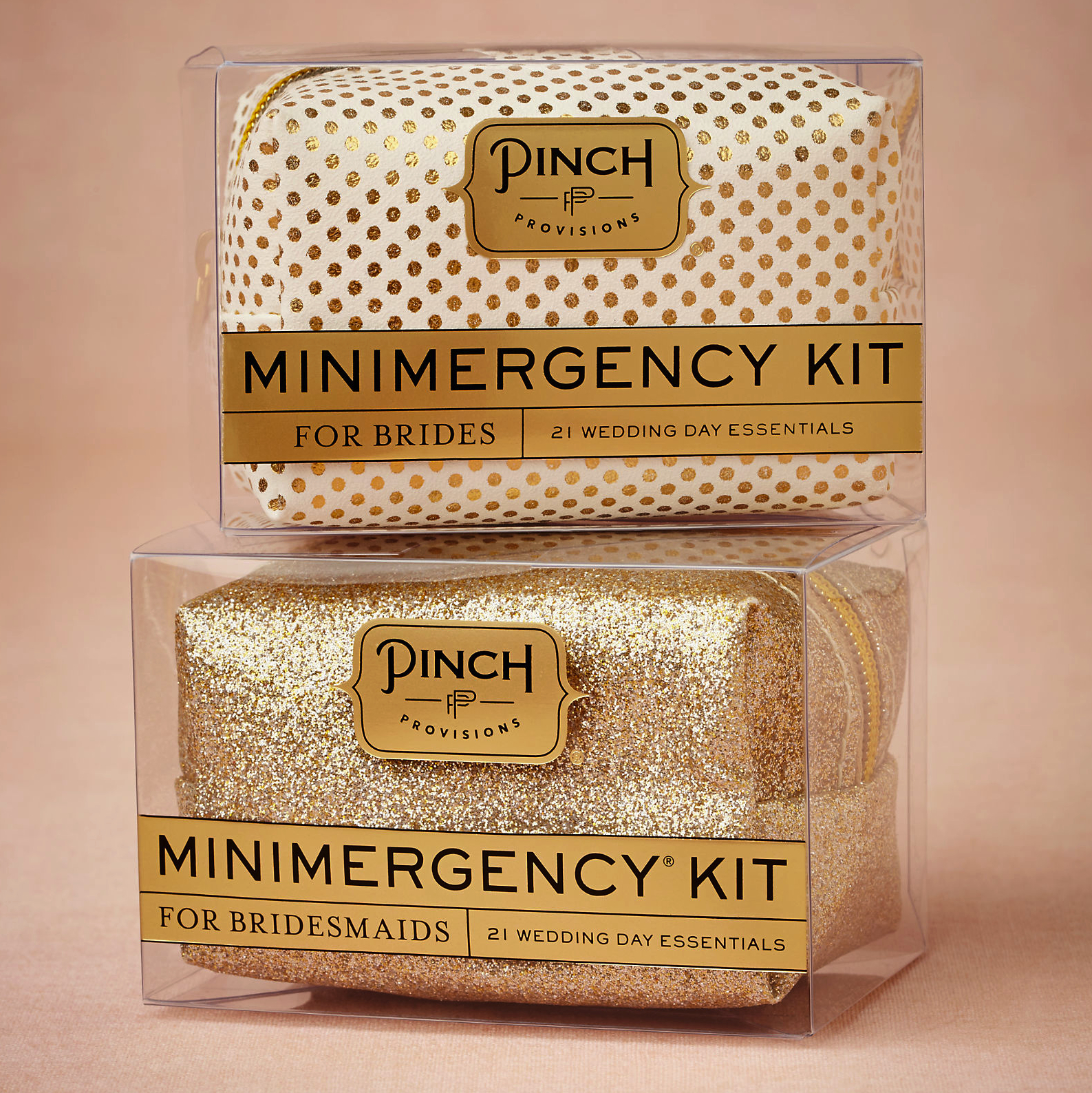 Emergency Kit for Brides and Bridesmaids