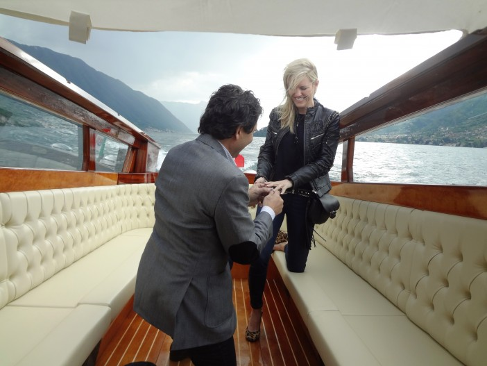 Image 2 of Megan and Kevin's Lake Como Marriage Proposal