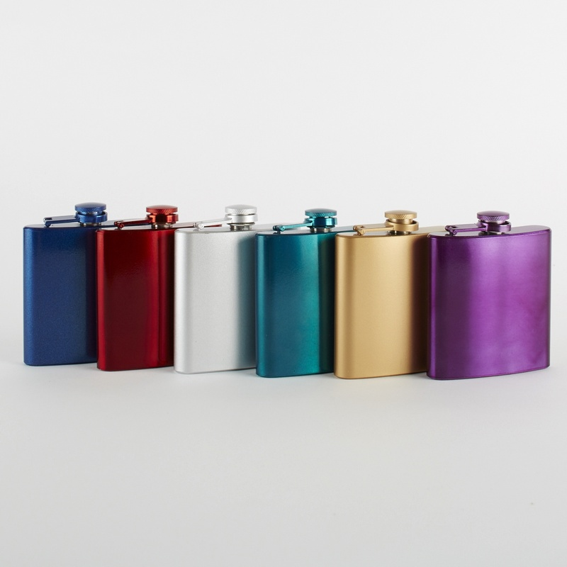Metallic Flasks