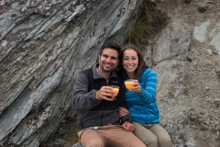 Image 4 of Jesse and Suzie's Gorgeous Proposal in New Zealand