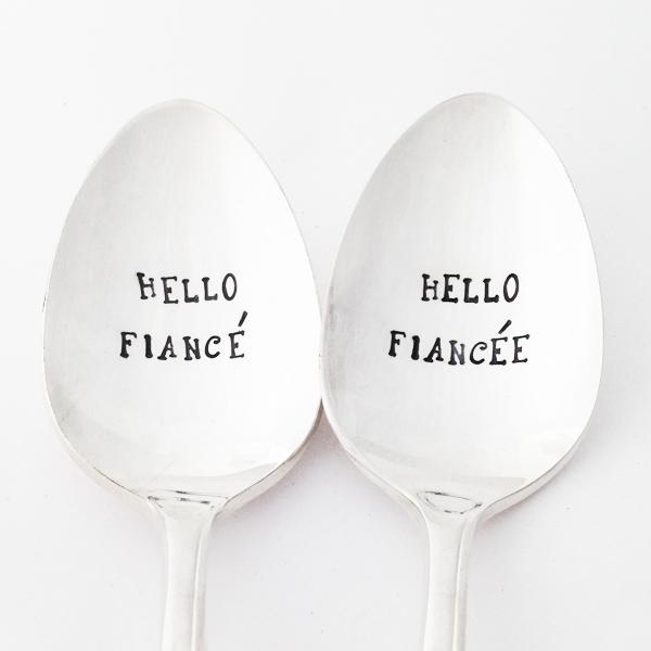Hello Fiance Spoons