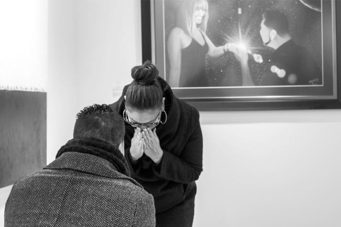 Image 6 of She Stumbled Upon a Painting at an Art Gallery that Changed her Life