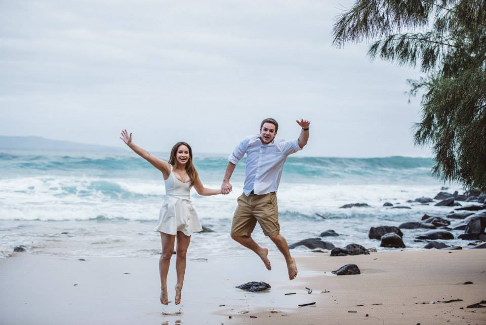 Image 7 of Alexandra and Kevin's Creative Proposal in Maui