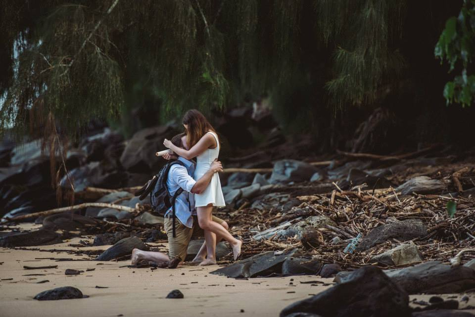 Image 6 of Alexandra and Kevin's Creative Proposal in Maui