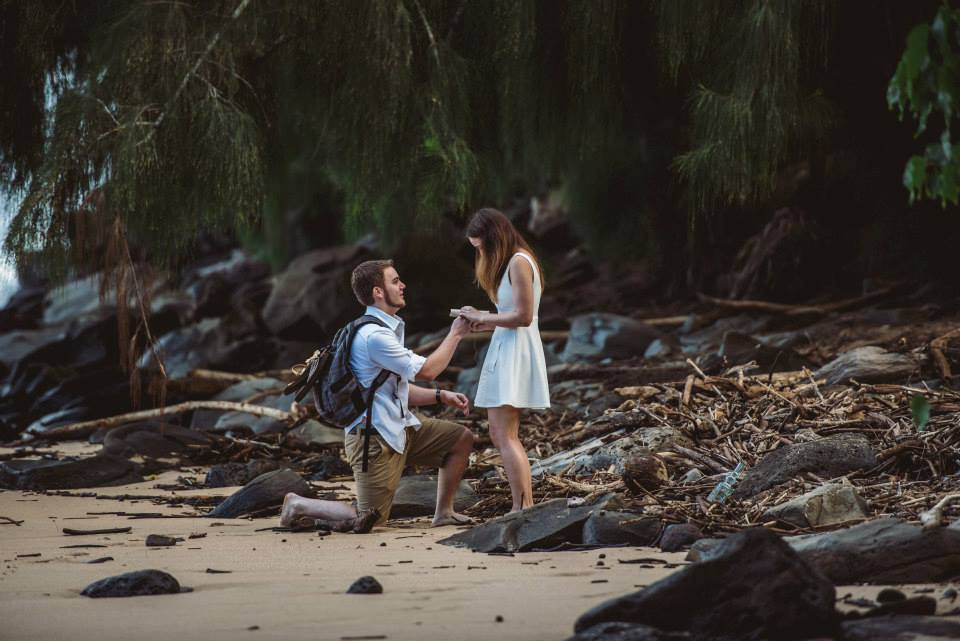 Image 9 of Alexandra and Kevin's Creative Proposal in Maui