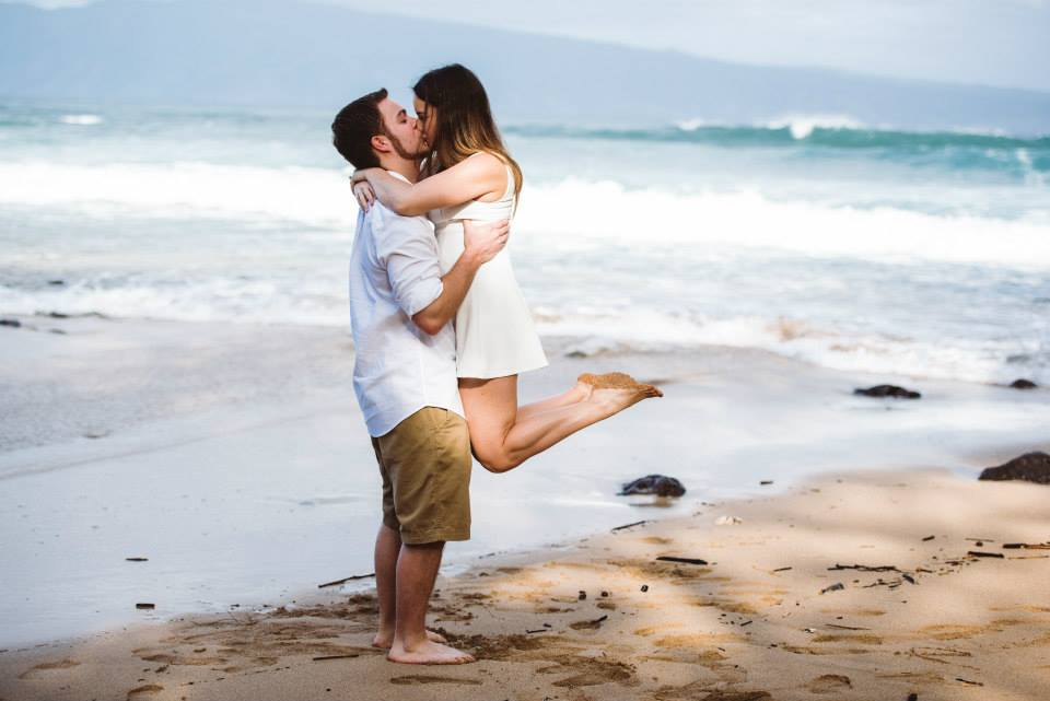 Image 8 of Alexandra and Kevin's Creative Proposal in Maui