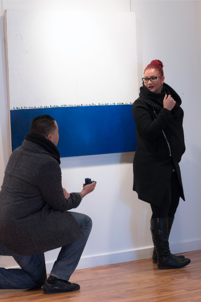 Image 5 of She Stumbled Upon a Painting at an Art Gallery that Changed her Life