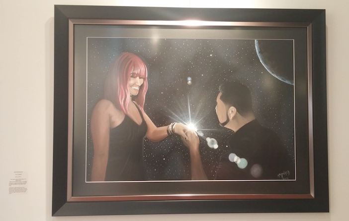 Image 2 of She Stumbled Upon a Painting at an Art Gallery that Changed her Life