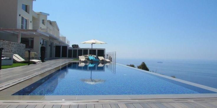 Okeanos Luxury Villas, Lefkada Greece- Chic Retreats