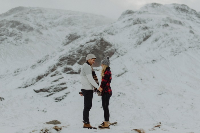 Image 4 of Breathtaking Scottish Highland Proposal