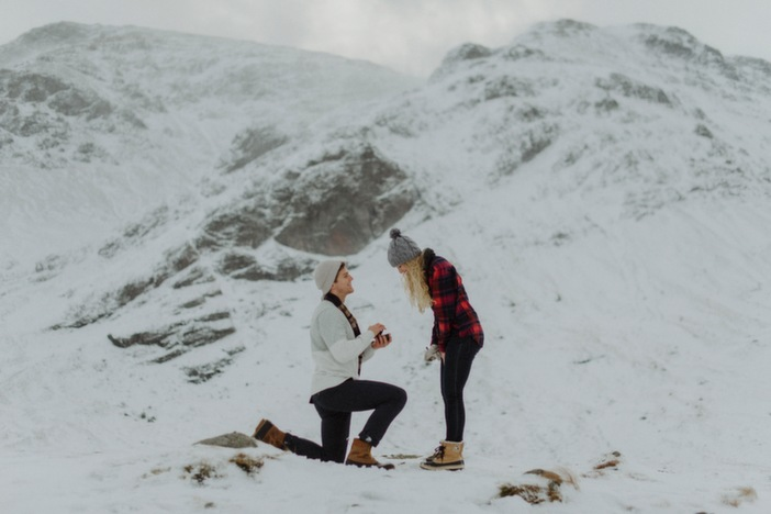 Image 8 of Breathtaking Scottish Highland Proposal
