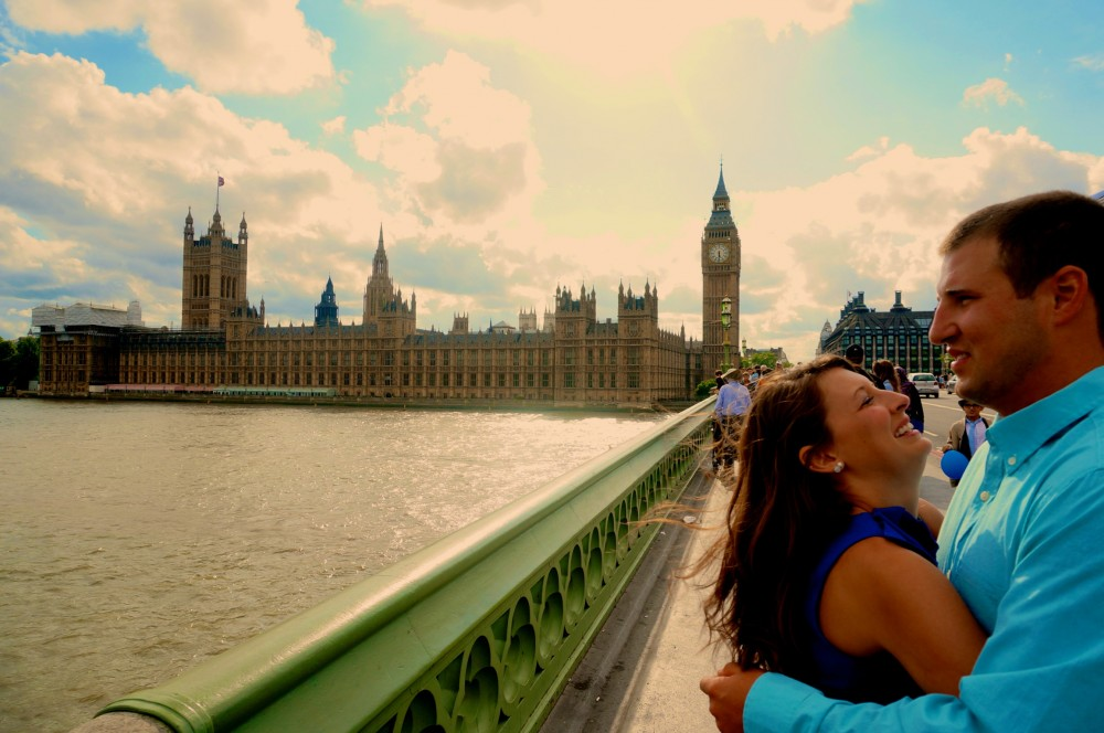 Image 6 of Brittany and Ben's London Proposal