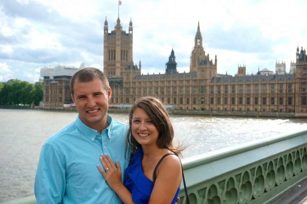 Image 7 of Brittany and Ben's London Proposal