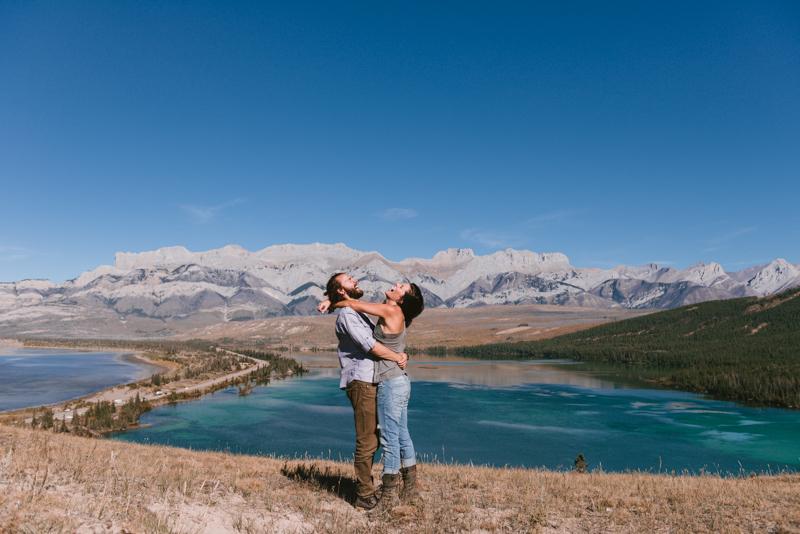Image 5 of Kaihla and Mark | Beautiful Mountaintop Proposal