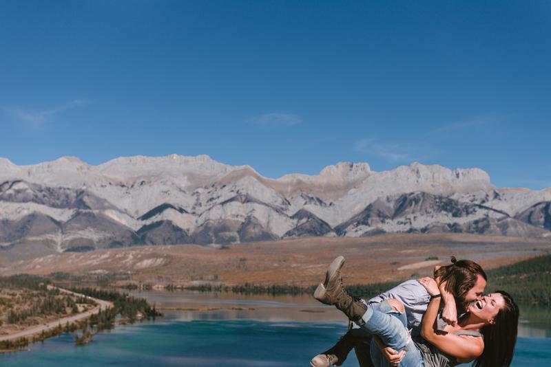 Image 10 of Kaihla and Mark | Beautiful Mountaintop Proposal