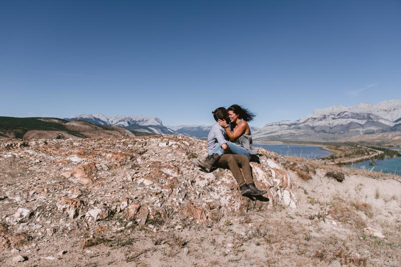 Image 6 of Kaihla and Mark | Beautiful Mountaintop Proposal