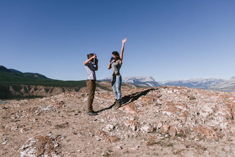 Image 7 of Kaihla and Mark | Beautiful Mountaintop Proposal